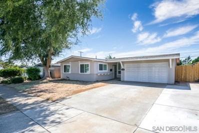 1712 Pepperwood Dr., El Cajon, CA 92021 - MLS#: 190045560