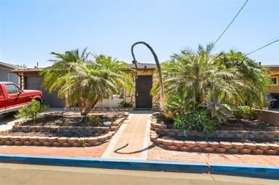 2990 Morningside St, San Diego, CA 92139 - MLS#: 190045571