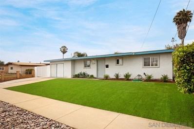 1119 Hemlock Avenue, Imperial Beach, CA 91932 - MLS#: 190045622