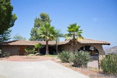 835 Mountain View Place, El Cajon, CA 92021 - MLS#: 190045683