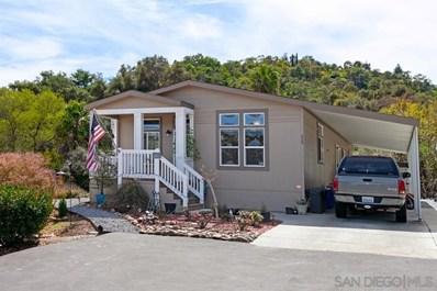 3909 Reche Rd UNIT 216, Fallbrook, CA 92028 - MLS#: 190045805