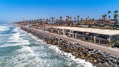 700 S The Strand UNIT 107, Oceanside, CA 92054 - MLS#: 190045828