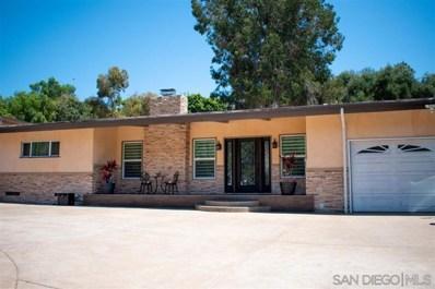 3845 Bonita Mesa Rd., Bonita, CA 91902 - MLS#: 190045886