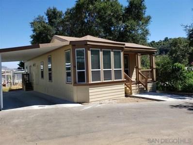 3909 Reche Rd. UNIT 148, Fallbrook, CA 92028 - MLS#: 190046017