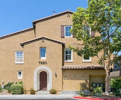 7880 VIA BELFIORE UNIT 4, San Diego, CA 92129 - MLS#: 190046148