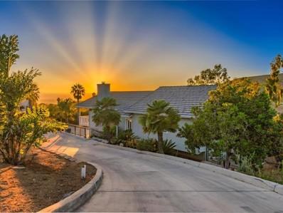 2152 Alessandro Trail, Vista, CA 92084 - MLS#: 190046189