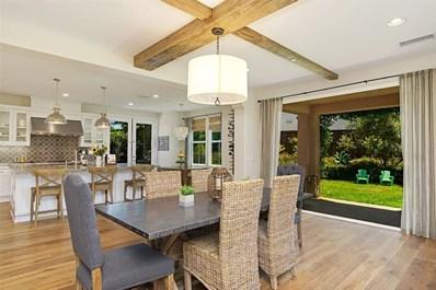 1675 Buena Vista Way, Carlsbad, CA 92008 - MLS#: 190046193