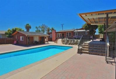 639 Hillside Terrace, Vista, CA 92084 - MLS#: 190046392