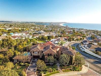 1205 Skylark Drive, La Jolla, CA 92037 - MLS#: 190046474