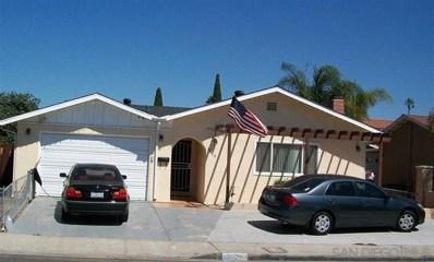 5888 Mariposa Place, San Diego, CA 92114 - MLS#: 190046616
