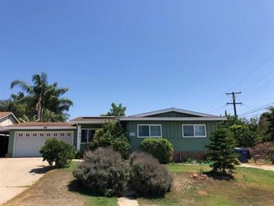1335 Orange Grove Road, El Cajon, CA 92021 - MLS#: 190046915