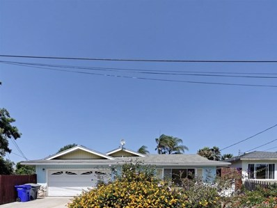 1490 Madera St., Lemon Grove, CA 91945 - MLS#: 190047120