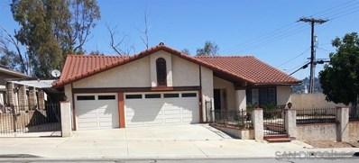 9694 Summerfield St., Spring Valley, CA 91977 - MLS#: 190047251
