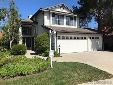 1125 Del Verde Ct, Newbury Park, CA 91320 - MLS#: 190047544