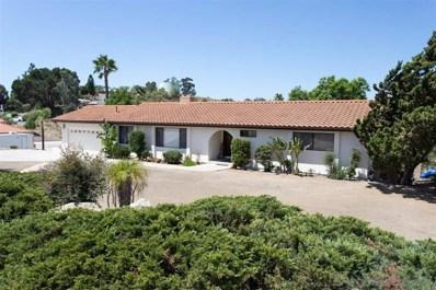 8508 Melrose Ln, El Cajon, CA 92021 - MLS#: 190047589