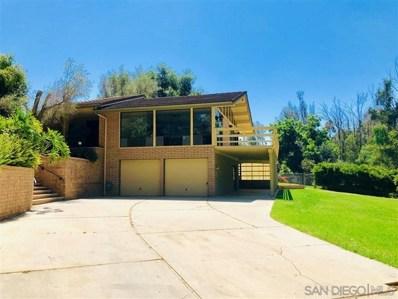 1211 Palomino Road, Fallbrook, CA 92028 - MLS#: 190047703
