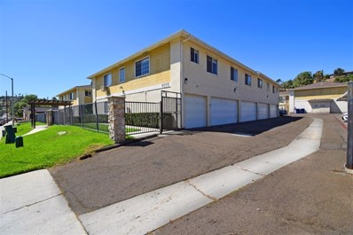 9220 Kenwood Dr UNIT E, Spring Valley, CA 91977 - MLS#: 190047745
