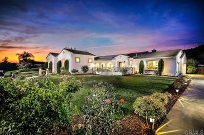 14230 Augusta Drive, Valley Center, CA 92082 - MLS#: 190047835