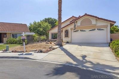 8573 Ridgefield Place, San Diego, CA 92129 - MLS#: 190048154