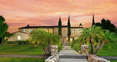 14126 Caminito Vistana, San Diego, CA 92130 - MLS#: 190048234