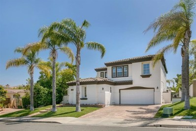1437 S Creekside Dr, Chula Vista, CA 91915 - MLS#: 190048317