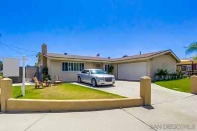 1747 Costada Ct, Lemon Grove, CA 91945 - MLS#: 190048470