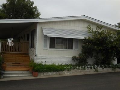 3340 Del Sol Blvd UNIT SPC 234, San Diego, CA 92154 - MLS#: 190048577