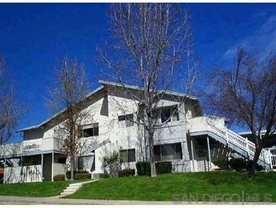 10386 Alphonse UNIT G-2, Santee, CA 92071 - #: 190048669