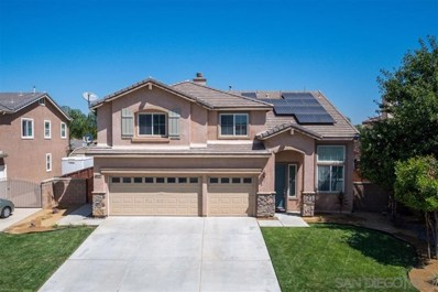 26732 Cactus Creek Way, Sun City, CA 92586 - MLS#: 190048692