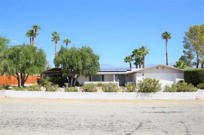 538 Pointing Rock Drive, Borrego Springs, CA 92004 - MLS#: 190049126
