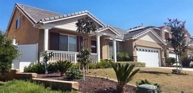 26870 Sugarite Canyon, Moreno Valley, CA 92555 - MLS#: 190049346