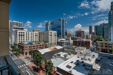 530 K Street UNIT 817, San Diego, CA 92101 - MLS#: 190049351