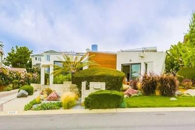 3464 Seacrest, Carlsbad, CA 92008 - MLS#: 190049674