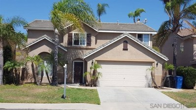 2089 Chateau Ct, Chula Vista, CA 91913 - MLS#: 190049707