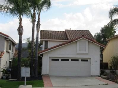 1724 Augusta Court, El Cajon, CA 92019 - MLS#: 190049710