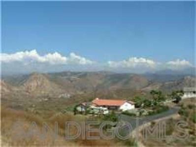 1026 Old Mountain View Rd, El Cajon, CA 92021 - MLS#: 190049745
