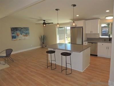 5157 Winthrop St, San Diego, CA 92117 - MLS#: 190049823