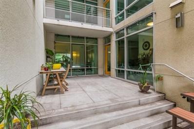 425 W Beech Street UNIT 218, San Diego, CA 92101 - MLS#: 190050035