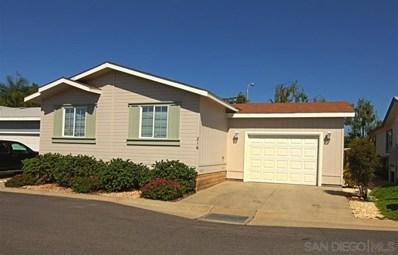 11851 Riverside Drive UNIT 216, Lakeside, CA 92040 - MLS#: 190050108