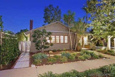 4355 Hortensia St, San Diego, CA 92103 - MLS#: 190050132