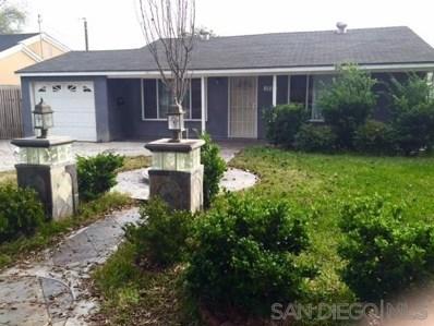1221 S Towner St, Santa Ana, CA 92707 - MLS#: 190050159