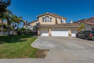 1524 Country Vistas Ln, Bonita, CA 91902 - MLS#: 190050301