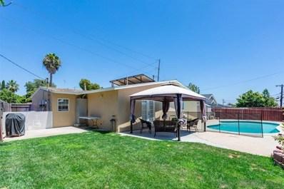 4514 Cochise Way, San Diego, CA 92117 - MLS#: 190050646