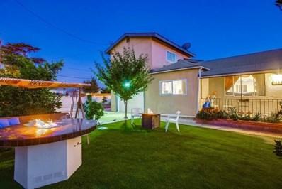 10051 Buena Vista Ave, Santee, CA 92071 - #: 190050669