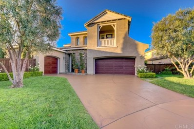 943 Stoneridge Way, San Marcos, CA 92078 - MLS#: 190050683