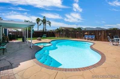 9574 Carlton Hills Blvd, Santee, CA 92071 - #: 190050746