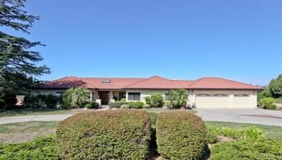 653 Tumble Creek Ln, Fallbrook, CA 92028 - MLS#: 190050853