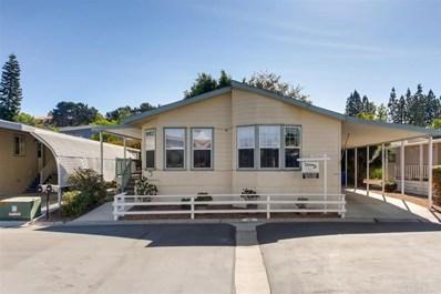 2130 Sunset Drive UNIT 116, Vista, CA 92081 - MLS#: 190050898