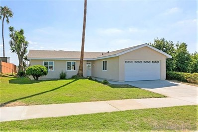 630 Parker St, Oceanside, CA 92057 - MLS#: 190050994