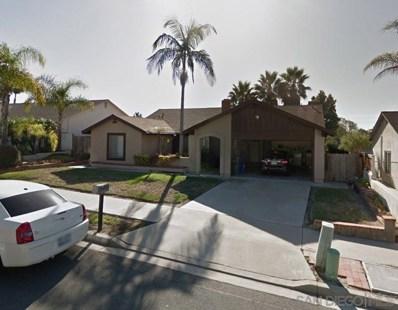 3256 Carr Dr., Oceanside, CA 92056 - MLS#: 190051032